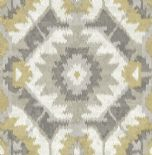 Theory Wallpaper Kazac 2902-25549 By A Street Prints For Brewster Fine Decor